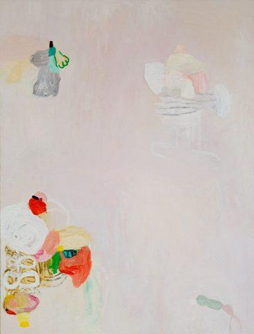 Måleri, Susanna Nygren, olja på duk, 2008, 110x145cm