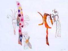 Susanna Nygren, teckning-4, 2004