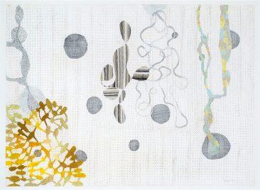 Teckning 2, 2007, Susanna Nygren