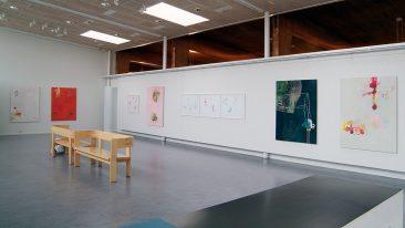 Susanna Nygren, utställningsvy från Tyresö konsthall, 2006
