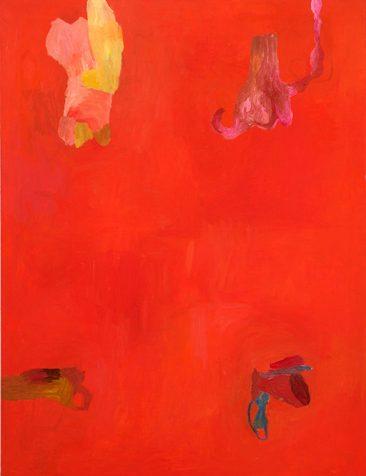 Måleri, Susanna Nygren, Olja på duk 5, 2004,110x145
