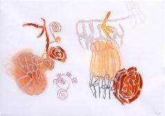 Susanna Nygren, teckning, 2004