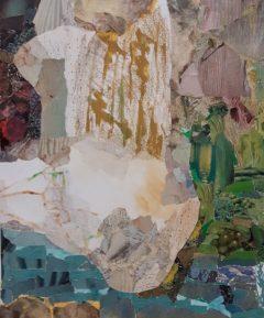 Blandteknik 3, av Susanna Salifou Nygren, 2017