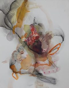 Blandteknik 4, av Susanna Salifou Nygren, 2017